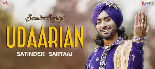 Udaarian | Satinder Sartaaj