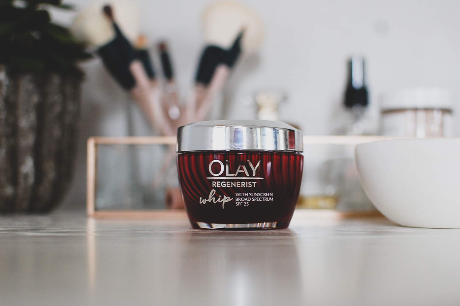 I Found #mySPFMatch: Olay Regenerist Whip with SPF is Not Your Average Sunscreen