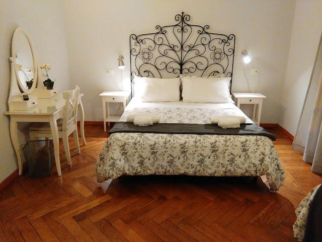 Villa Borghese Guest House stanza
