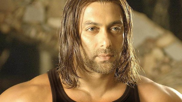 Long Hair Style of Salman Khan Pic