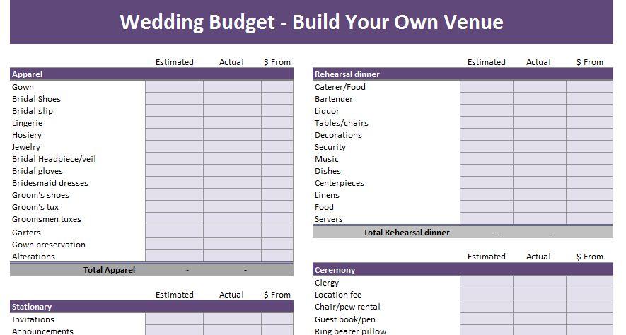 budget tool excel - Goalgoodwinmetals