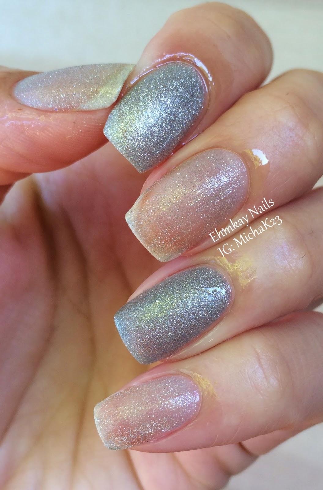 ehmkay nails: Serum No. 5 Flashing Lights and Cuticle Serum Review