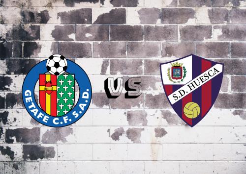 Getafe vs Huesca  Resumen