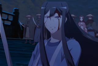 memories of chang'an anime trailer