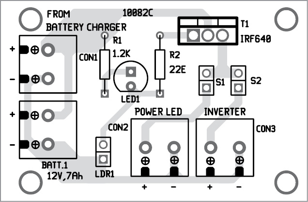 electronic project   dusk