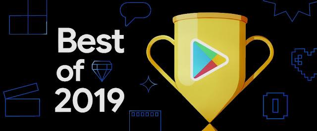 أفضل التطبيقات والألعاب لسنة 2019 على متجر جوجل بلاي