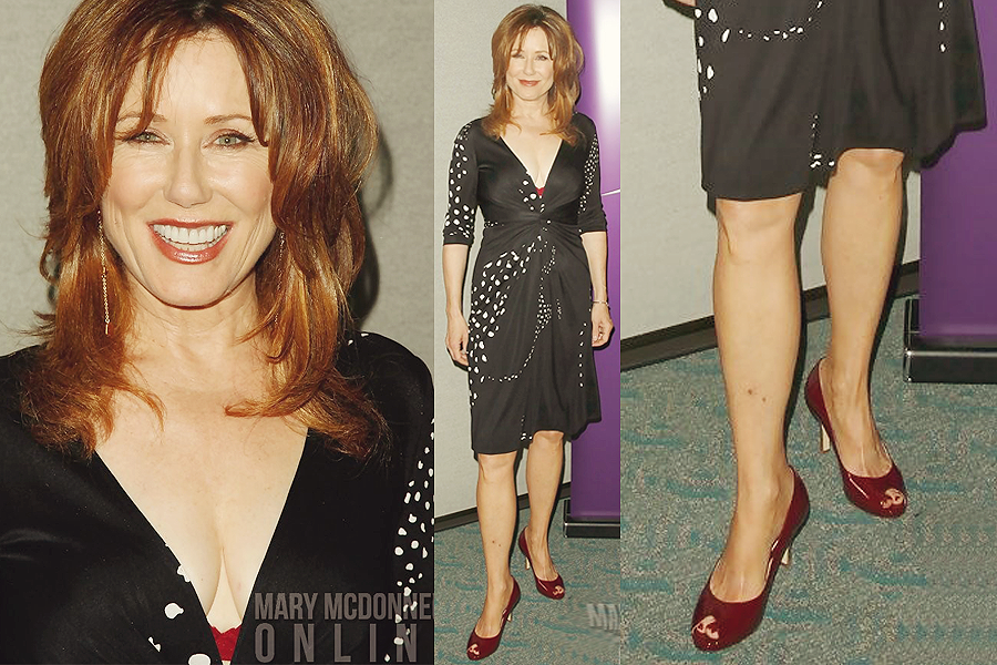 Join. And Jean nude smart mary mcdonnell right! seems