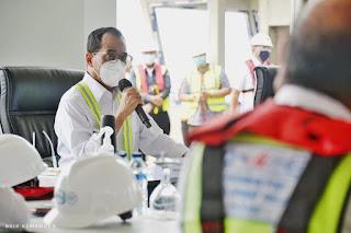 Menhub Koordinasikan Perusahaan di Pelabuhan Patimban Atasi Masalah Nelayan