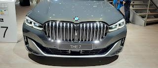 2019 BMW 7-series in Frankfurt