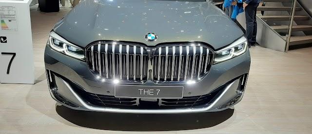 2019 BMW 7-series - IAA Frankfurt
