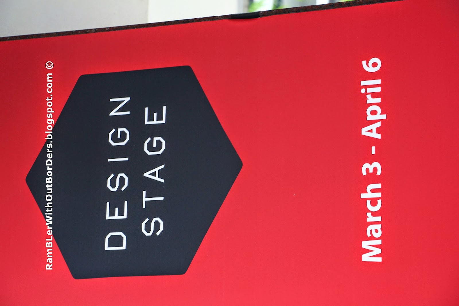 Design Stage, MAD, Singapore