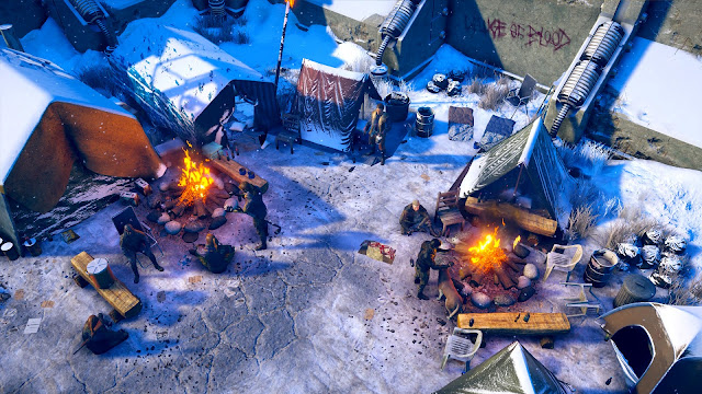 Wasteland 3 Death and Taxes