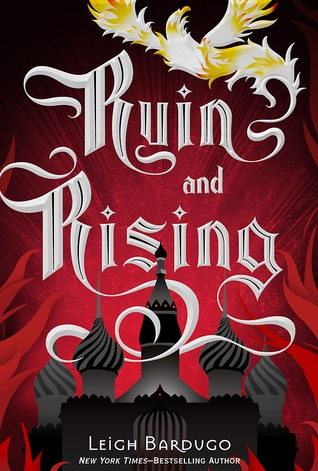 Ruin and Rising by Leigh Bardugo - favorite book of 2014 by freshfromthe.com