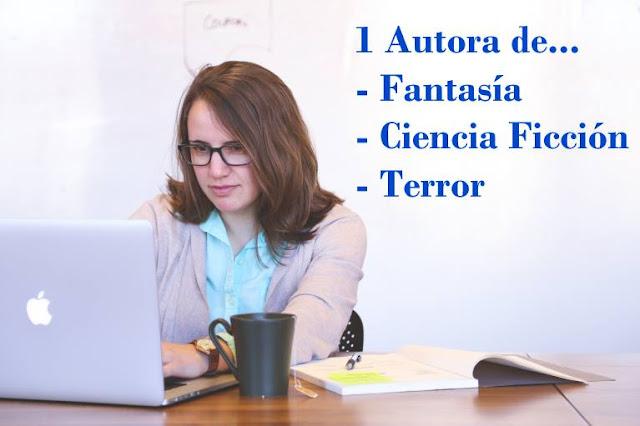 Autoras de fantasía, ciencia ficción y terror