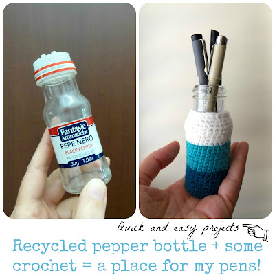 recycled projects reuse glass bottles