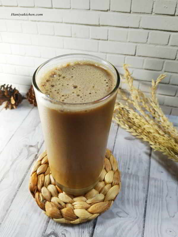 Resep Es Kopi Tuku Gula Aren Ala Cafe Versi Rumahan