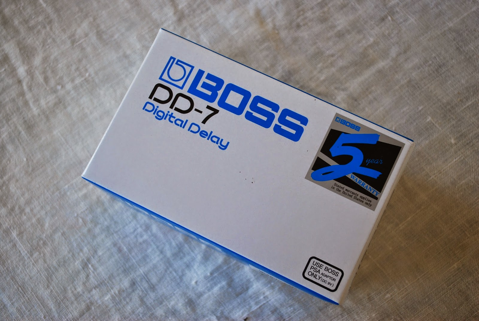rex and the bass boss dd 7 digital delay pedal review. Black Bedroom Furniture Sets. Home Design Ideas