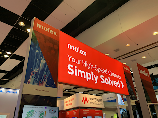 Molex ramps up its copper and optical interconnect portfolio