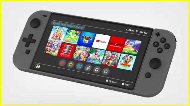 New concept images: This is what the Nintendo Switch 2 (Pro) could look like