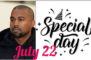 Atlanta Honor Kanye West  With His Own Day July 22
