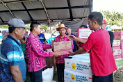 Bantuan Terus Disalurkan Pemprov Sulut Untuk Korban Banjir di Bolmong dan Manado
