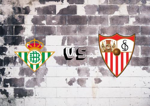 Real Betis vs Sevilla  Resumen