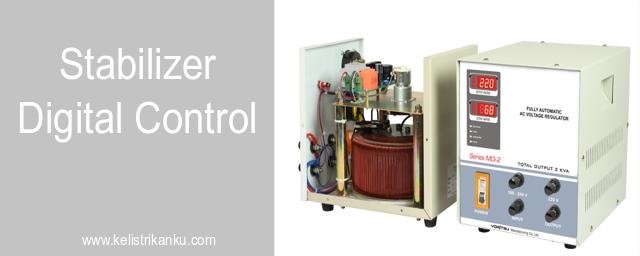 Tips memilih stabilizer instalasi listrik