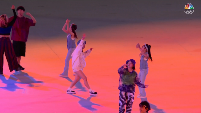 Tokyo 2021 Olympics Opening Ceremony Japanese style fashion hipsters