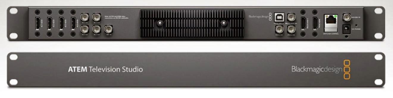 Blackmagic Design Atem Tv Studio Problems With 1080p A Hardware Limitation