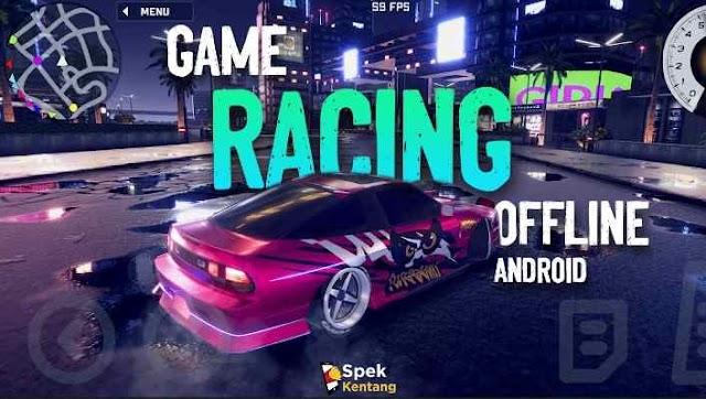 7 Game Racing Offline Terbaik di Android 2020