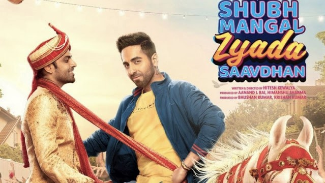 Shubh Mangal Zyada Saavdhan ( 2020) Reviews cast & released date
