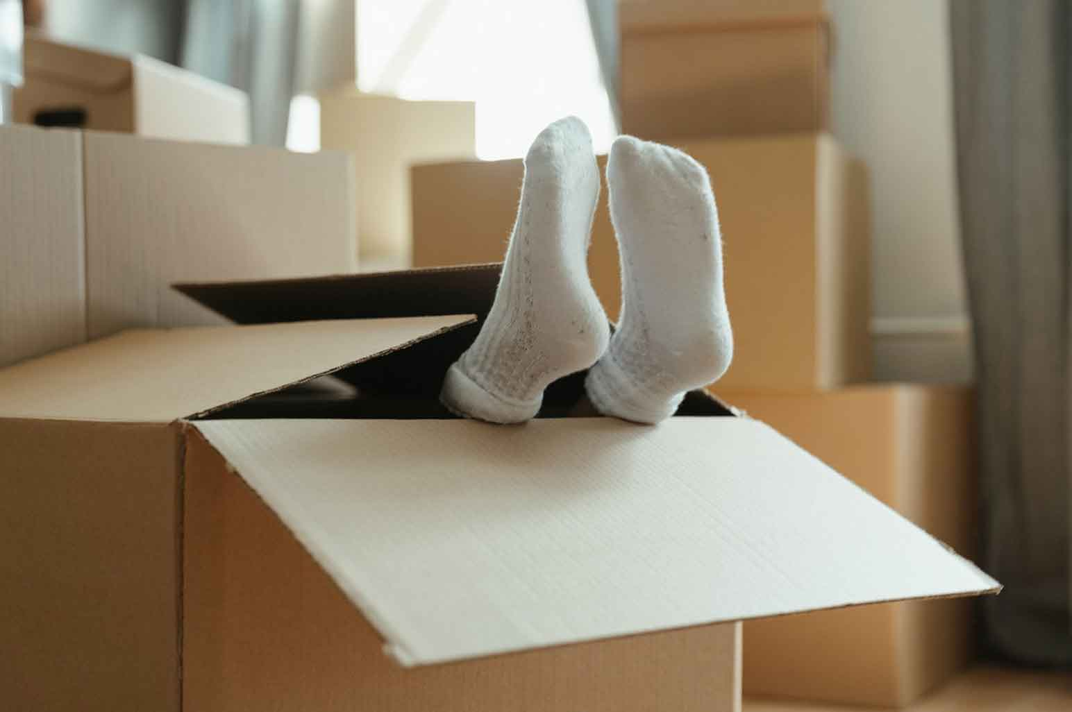 How To Make Moving Home A Breeze
