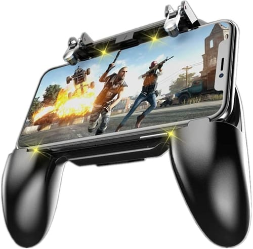 Review COOBILE W10 Mobile Game Controller for PUBG