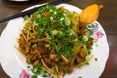 Malaysia Chiak, carrot cake