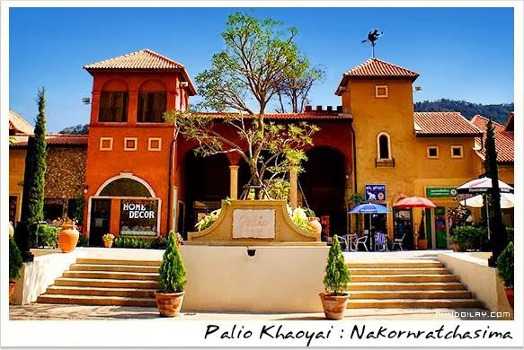Palio Khaiyai, Nakornratchasima, Bangkok, Thailand