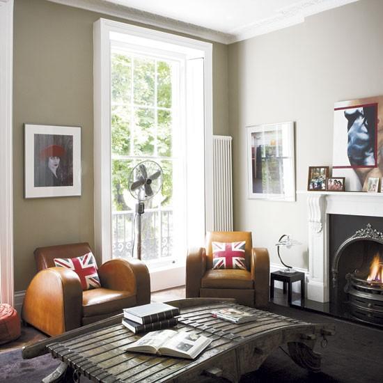 51 Modern Living Room Design From Talented Architects: David Dangerous: Georgian Period Interior Design