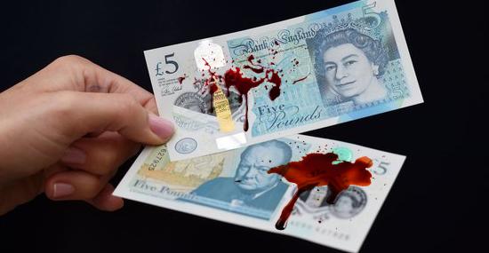Dinheiro animal - Veganos se revoltam contra notas do Reino Unido - Capa 1