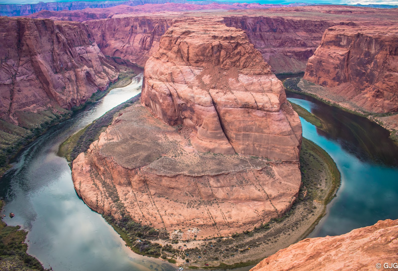 The Horseshoe Bend: Things To Do in Arizona, USA