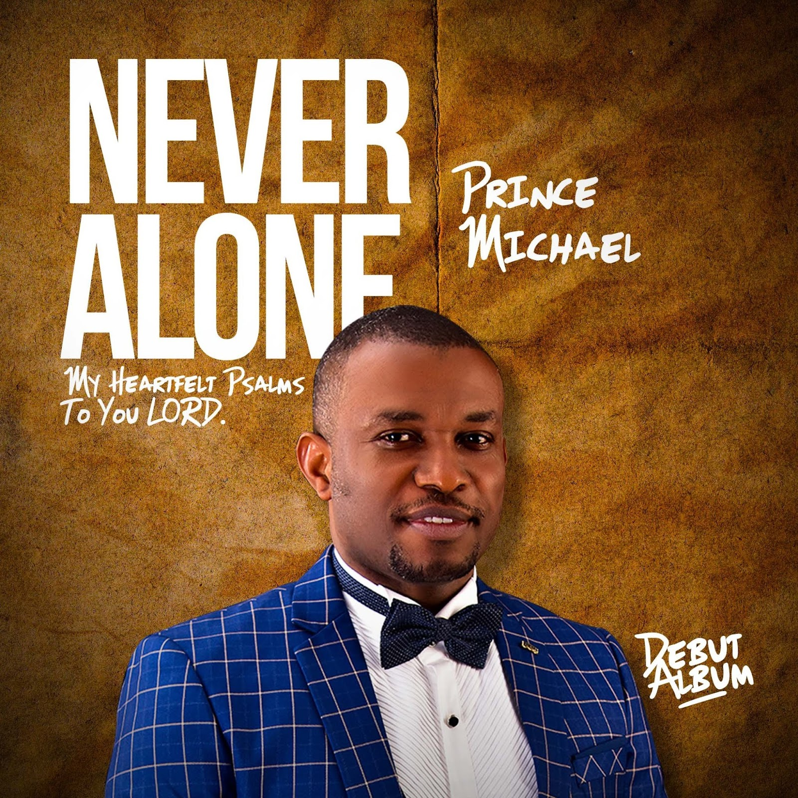 Prince Michael - Never Alone Mp3 Download
