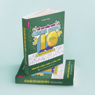 SỔ TAY KIẾN THỨC CHINH PHỤC 10 ĐIỂM - dành cho học sinh lớp 10 - Trọn bộ 4 môn: Toán, Lí, Hoá, Anh ebook PDF-EPUB-AWZ3-PRC-MOBI