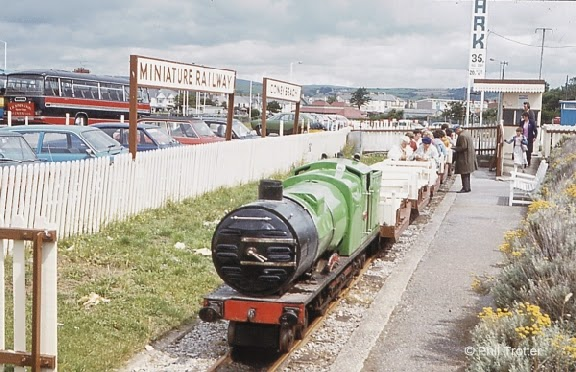 Railway Photography by Phil Trotter - Blog: The Porthcawl