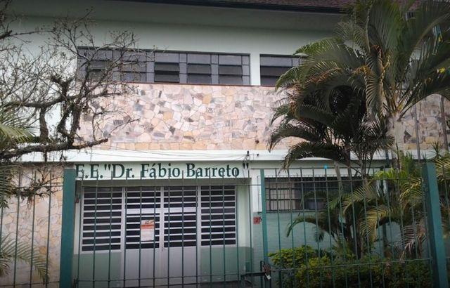 Nota sobre casos de Covid-19 na Escola Fábio Barreto em Registro-SP