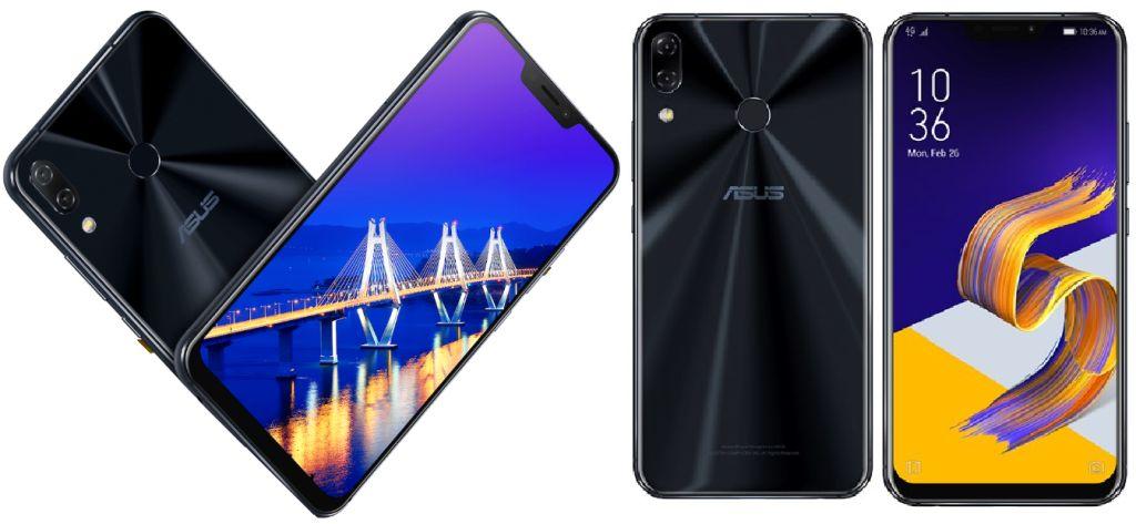 Hp Asus ZenFone 5Z (ZS620KL) (2018) beserta harga dan Spesifikasi