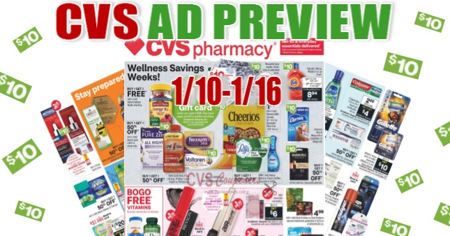 CVS Ad Scan 1-10 to 1-16