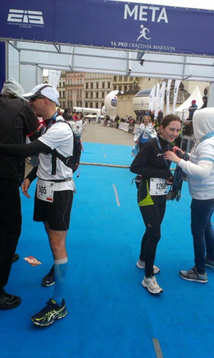 Cracovia Maraton wspomnienia