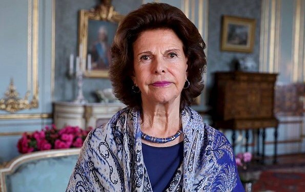 NetClean develops technology solutions that protect information technology. Queen Silvia wore a blue dress, silk scarf, blue pearls necklace