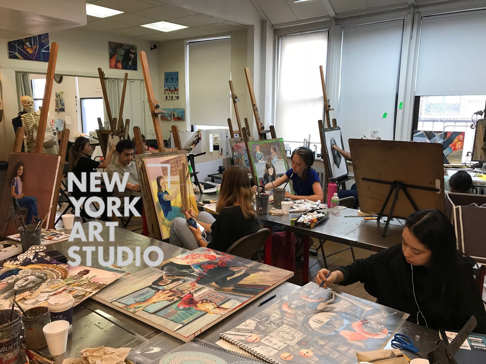 Student Accepted To Parsons The New School For Bachelor Of Fine Arts Best Online Art Courses New York Art Studio