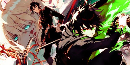 Critique Manga, Kana, Manga, Seraph of the End, Daisuke Furuya, Takaya Kagami, Yamato Yamamoto,