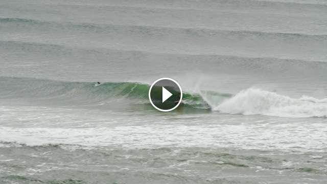 Surfing Pumping Kirra Wednesday 7th April 2021