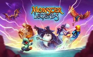 Monster Legends V4.8 MOD Apk ( Unlimited Gold/Gems )